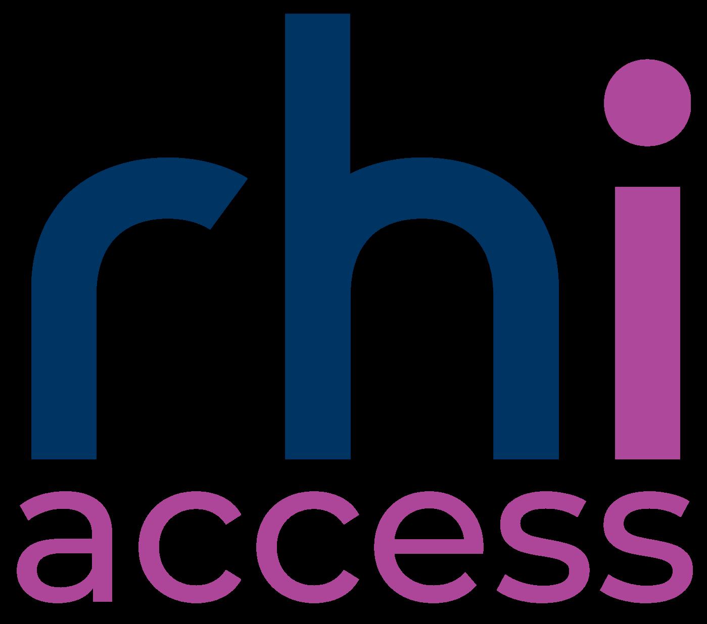 rhi access logo